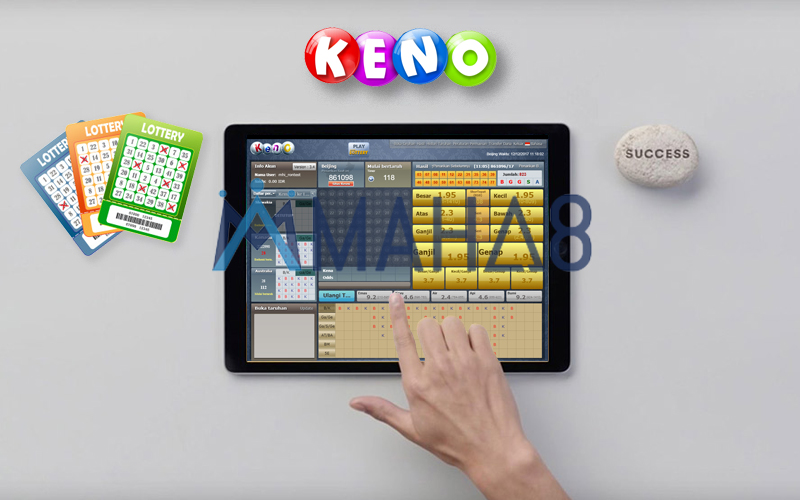 Keno-Online-maha8