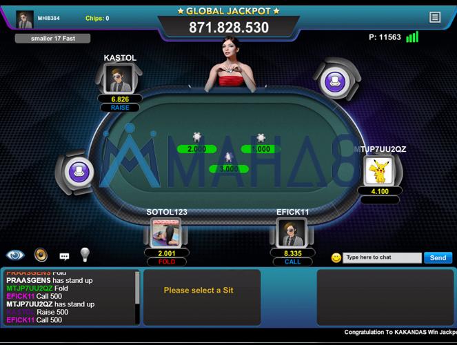 Poker-Online-maha8