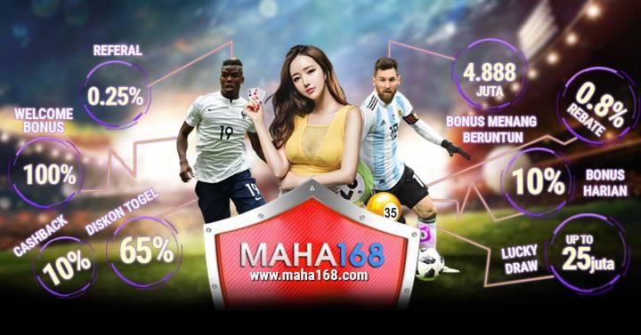 Maha168 - Situs Alternatif Maha168.com
